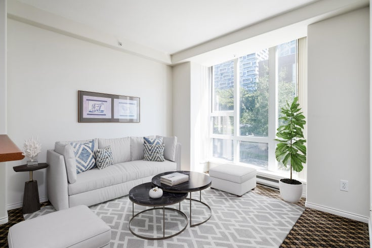 208 910 BEACH AVENUE - Yaletown Apartment/Condo for sale, 1 Bedroom (R2617665)