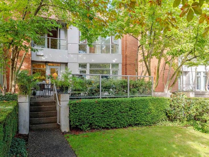 217 618 W 45TH AVENUE - Oakridge VW Townhouse for sale, 2 Bedrooms (R2617669)