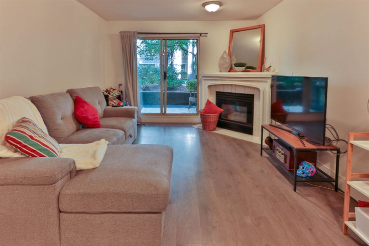 112a 2615 JANE STREET - Central Pt Coquitlam Apartment/Condo for sale, 1 Bedroom (R2617677)