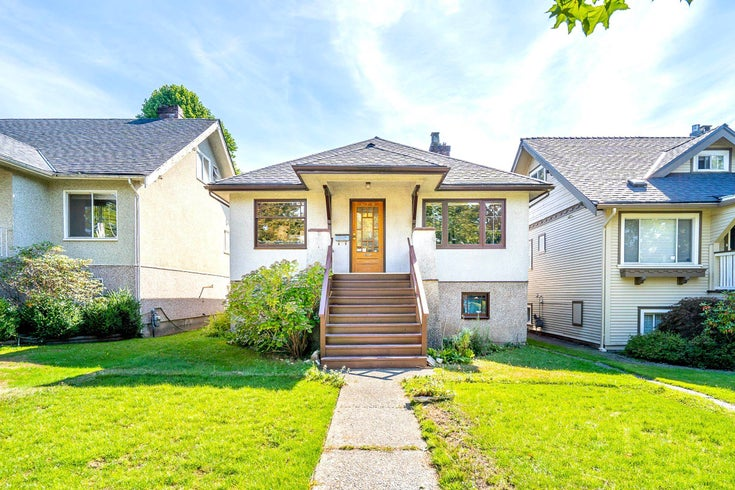 470 W 20TH AVENUE - Cambie House/Single Family for sale, 5 Bedrooms (R2617692)