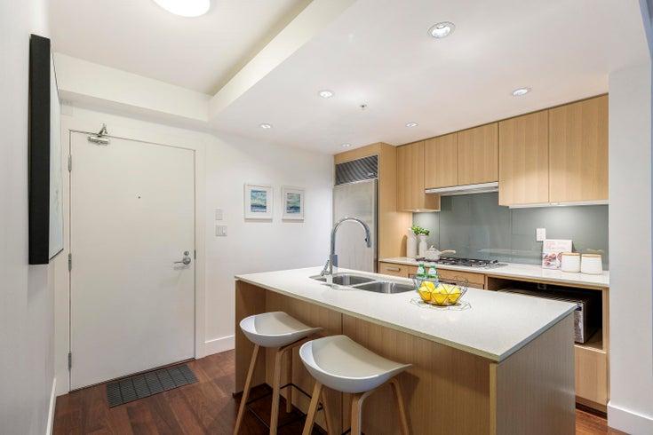305 1675 W 8TH AVENUE - Fairview VW Apartment/Condo for sale, 1 Bedroom (R2617696)