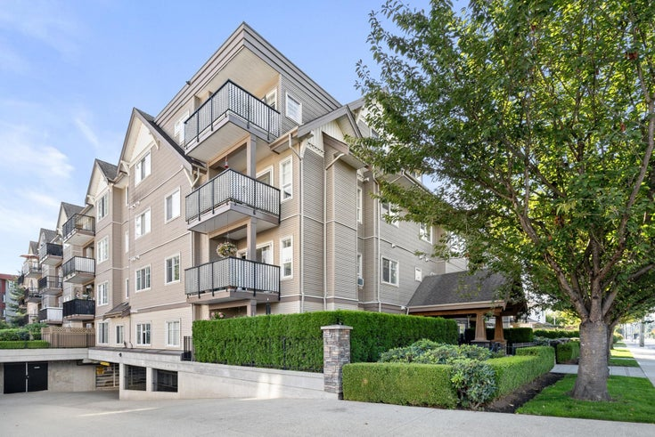 402 22150 DEWDNEY TRUNK ROAD - West Central Apartment/Condo for sale, 1 Bedroom (R2617706)