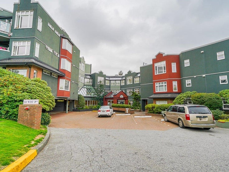 410 121 W 29TH STREET - Upper Lonsdale Apartment/Condo for sale, 1 Bedroom (R2617709)
