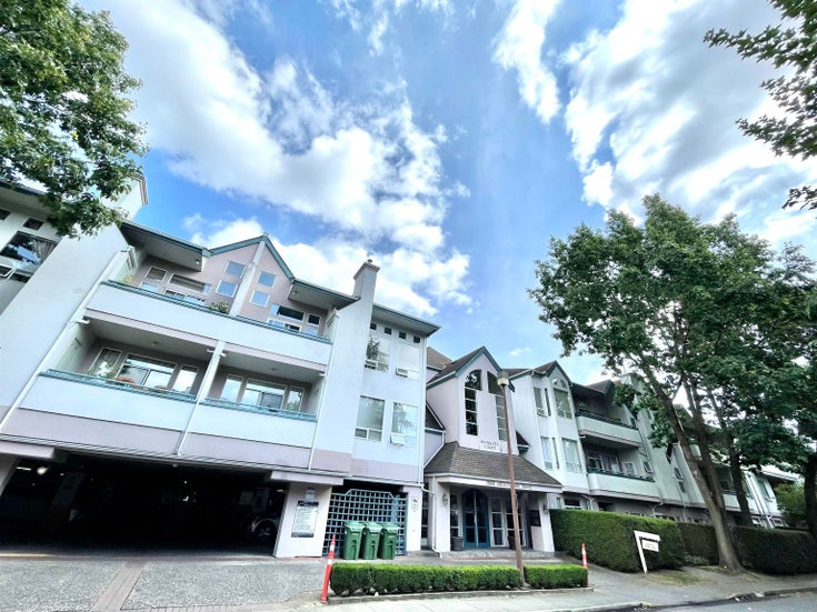 316 7500 ABERCROMBIE DRIVE - Brighouse South Apartment/Condo for sale, 2 Bedrooms (R2617754)