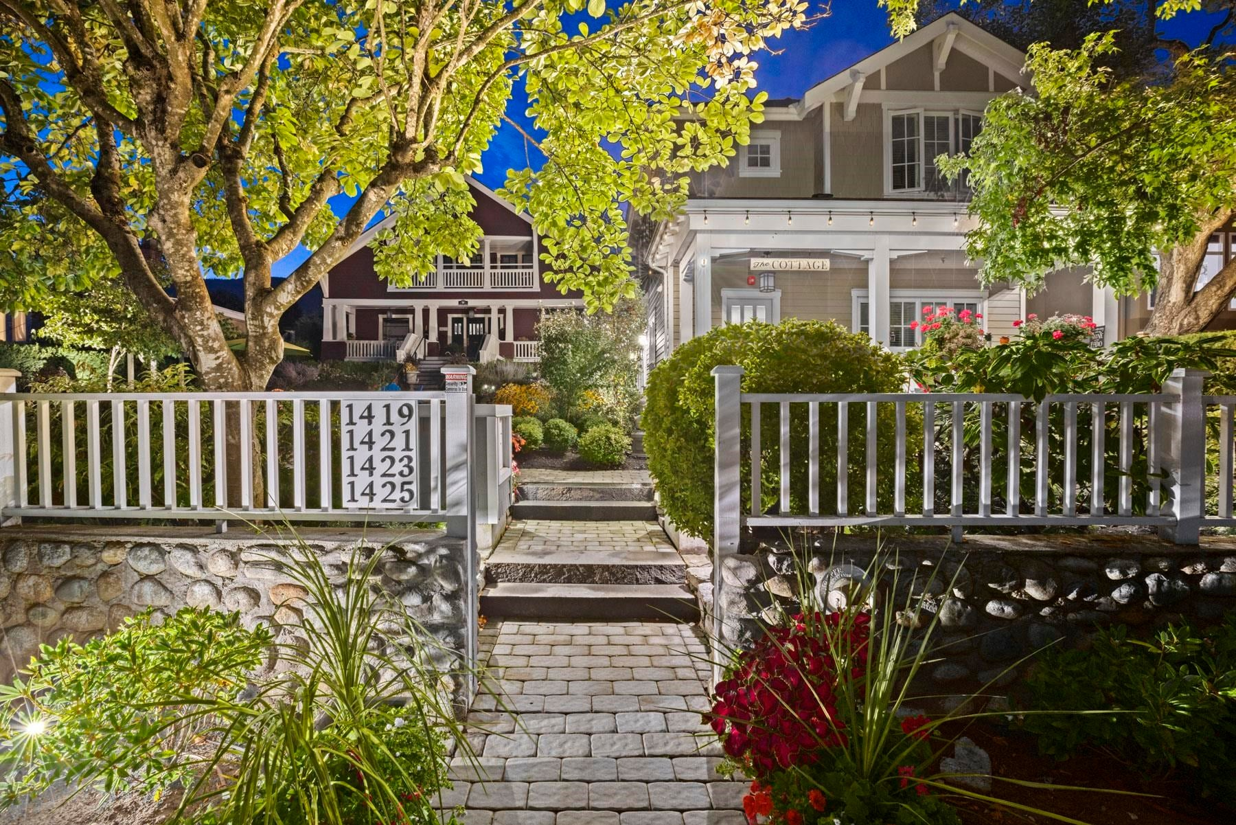 1421 GORDON AVENUE - Ambleside House/Single Family for sale, 3 Bedrooms (R2617756) - #21