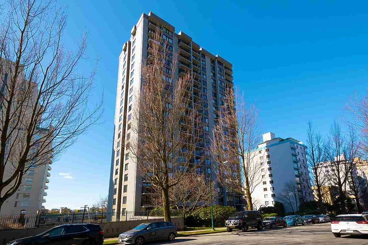 102 1330 HARWOOD STREET - West End VW Apartment/Condo for sale, 1 Bedroom (R2617777)
