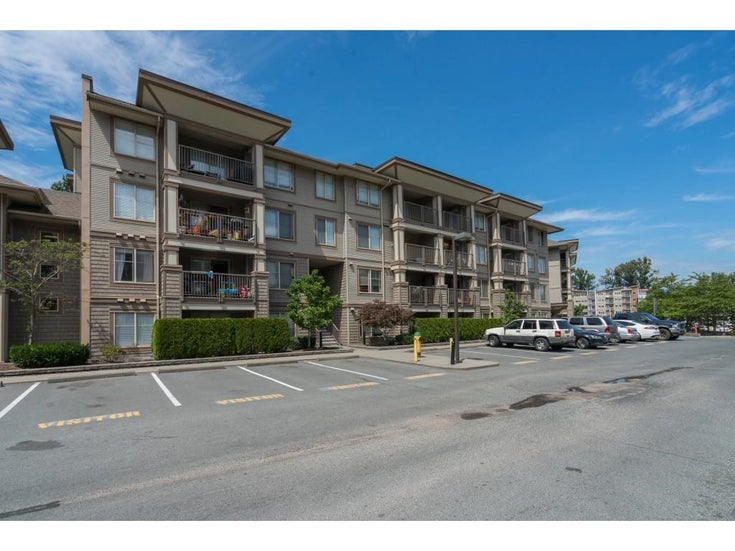 204 45567 YALE ROAD - Chilliwack W Young-Well Apartment/Condo for sale, 2 Bedrooms (R2617785)