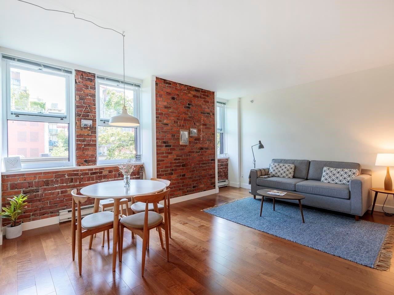 404 233 ABBOTT STREET - Downtown VW Apartment/Condo for sale, 1 Bedroom (R2617802) - #2