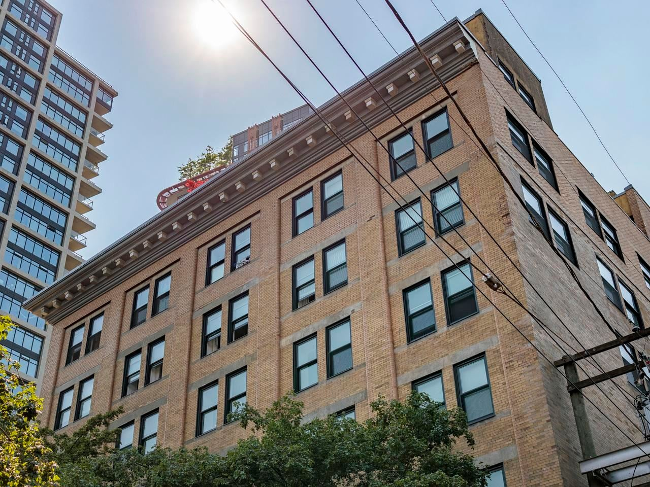 404 233 ABBOTT STREET - Downtown VW Apartment/Condo for sale, 1 Bedroom (R2617802) - #23