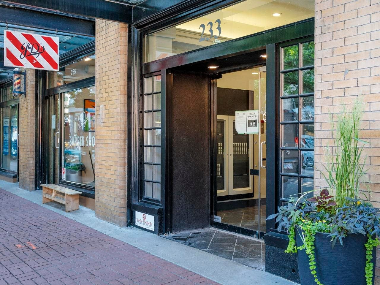 404 233 ABBOTT STREET - Downtown VW Apartment/Condo for sale, 1 Bedroom (R2617802) - #24