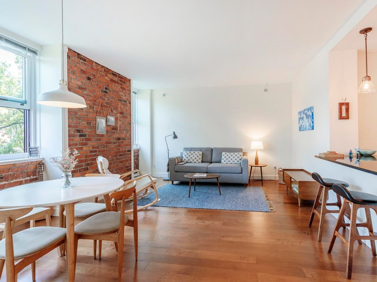 404 233 ABBOTT STREET - Downtown VW Apartment/Condo for sale, 1 Bedroom (R2617802) - #8