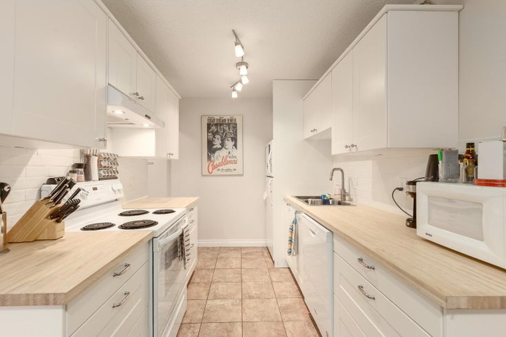 114 211 W 3RD STREET - Lower Lonsdale Apartment/Condo for sale, 1 Bedroom (R2617803)