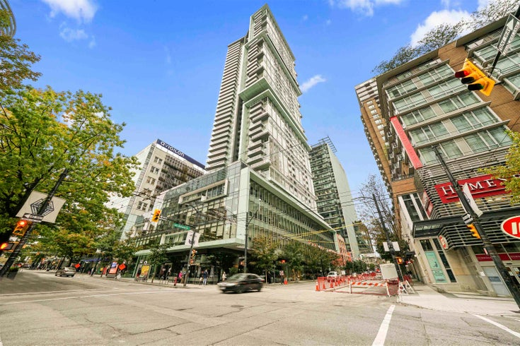 2308 777 RICHARDS STREET - Downtown VW Apartment/Condo for sale, 1 Bedroom (R2617805)