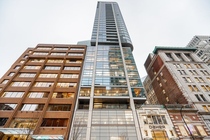 1506 838 W HASTINGS STREET - Downtown VW Apartment/Condo for sale, 2 Bedrooms (R2617817)