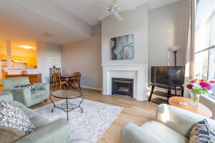 302 1153 54A STREET - Tsawwassen Central Apartment/Condo for sale, 2 Bedrooms (R2617835)