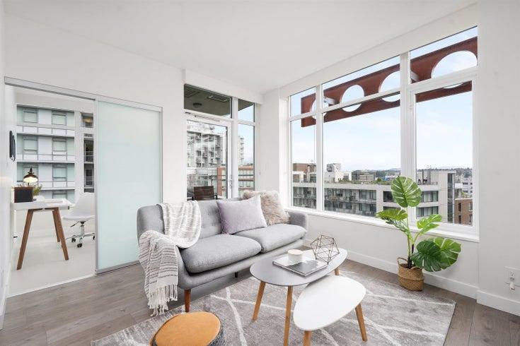 1102 111 E 1ST AVENUE - Mount Pleasant VE Apartment/Condo for sale, 2 Bedrooms (R2617874)