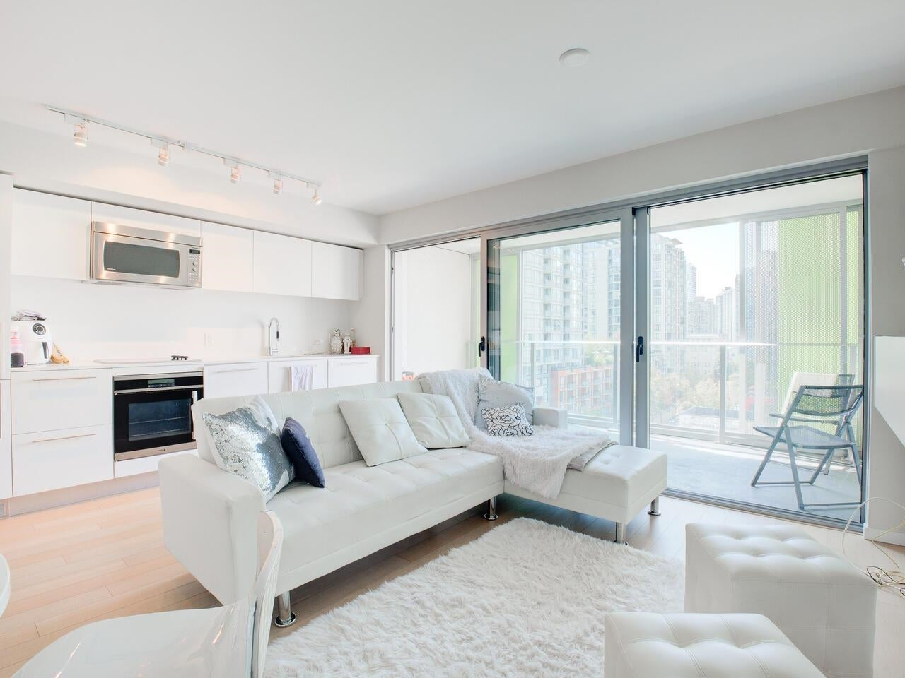 804 999 SEYMOUR STREET - Downtown VW Apartment/Condo for sale, 1 Bedroom (R2617877) - #1