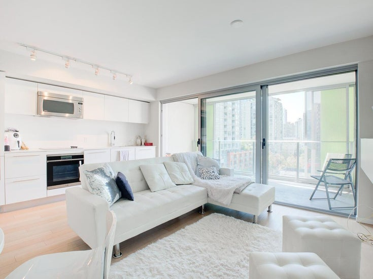804 999 SEYMOUR STREET - Downtown VW Apartment/Condo for sale, 1 Bedroom (R2617877)