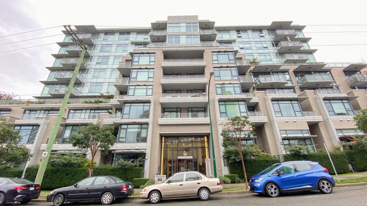 607 2788 PRINCE EDWARD STREET - Mount Pleasant VE Apartment/Condo for sale, 1 Bedroom (R2617883)
