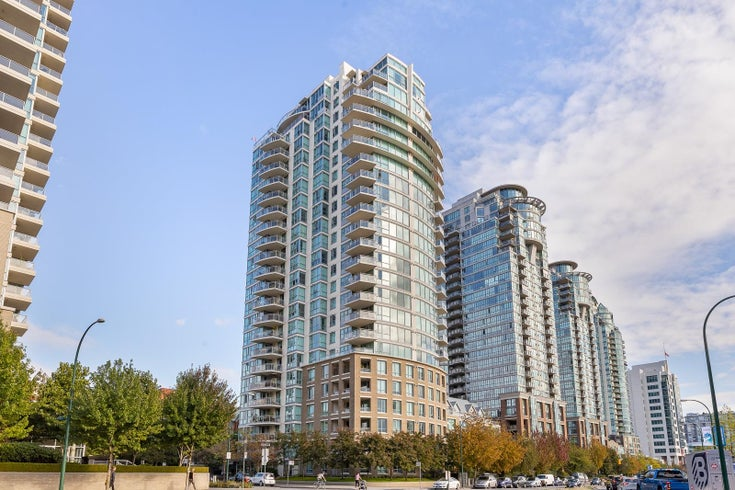 2101 120 MILROSS AVENUE - Downtown VE Apartment/Condo for sale, 2 Bedrooms (R2617891)