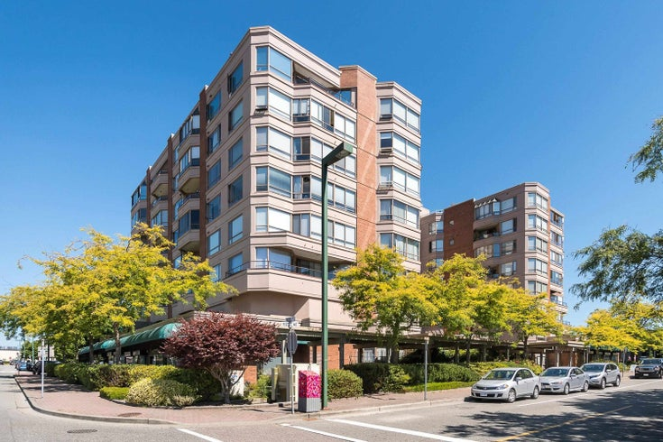 406 15111 RUSSELL AVENUE - White Rock Apartment/Condo for sale, 2 Bedrooms (R2617894)