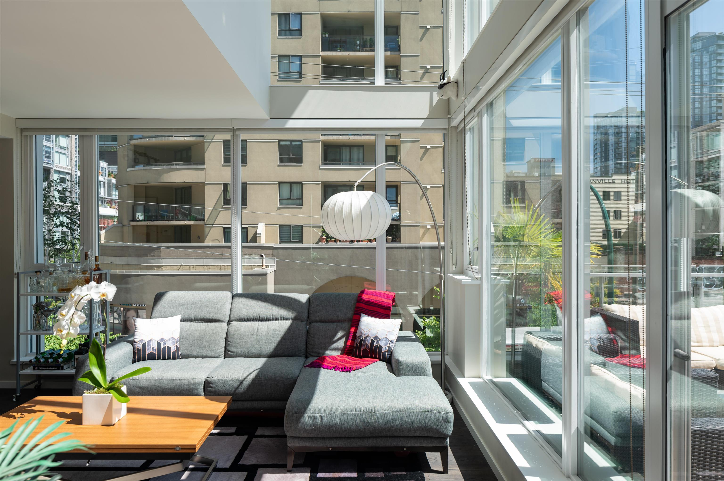 306 1351 CONTINENTAL STREET - Downtown VW Apartment/Condo for sale, 2 Bedrooms (R2617899) - #4
