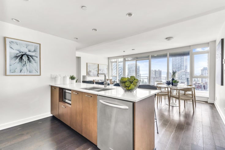 2502 1372 SEYMOUR STREET - Downtown VW Apartment/Condo for sale, 2 Bedrooms (R2617903)