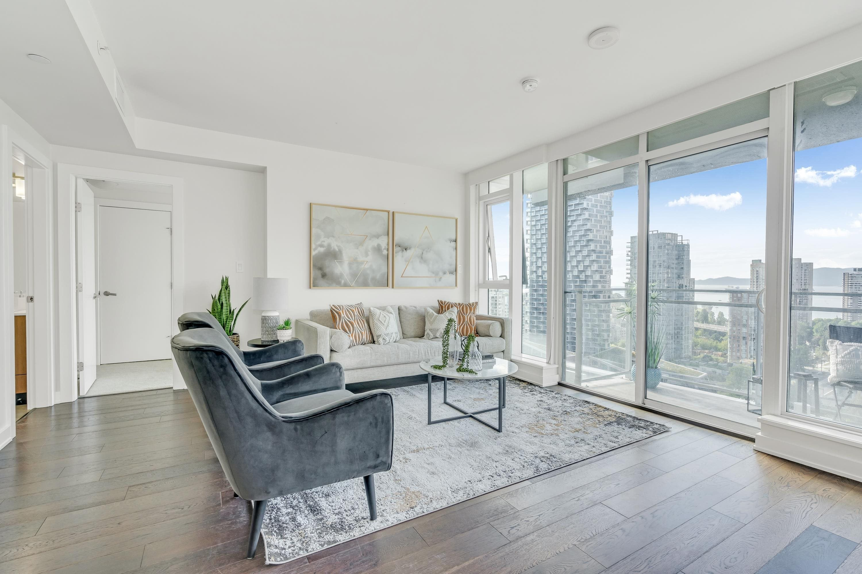 2502 1372 SEYMOUR STREET - Downtown VW Apartment/Condo for sale, 2 Bedrooms (R2617903) - #5