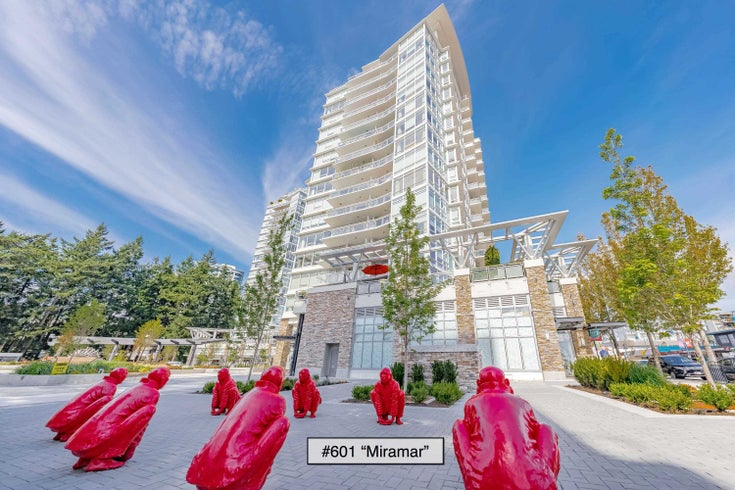 601 1473 JOHNSTON ROAD - White Rock Apartment/Condo for sale, 2 Bedrooms (R2617905)