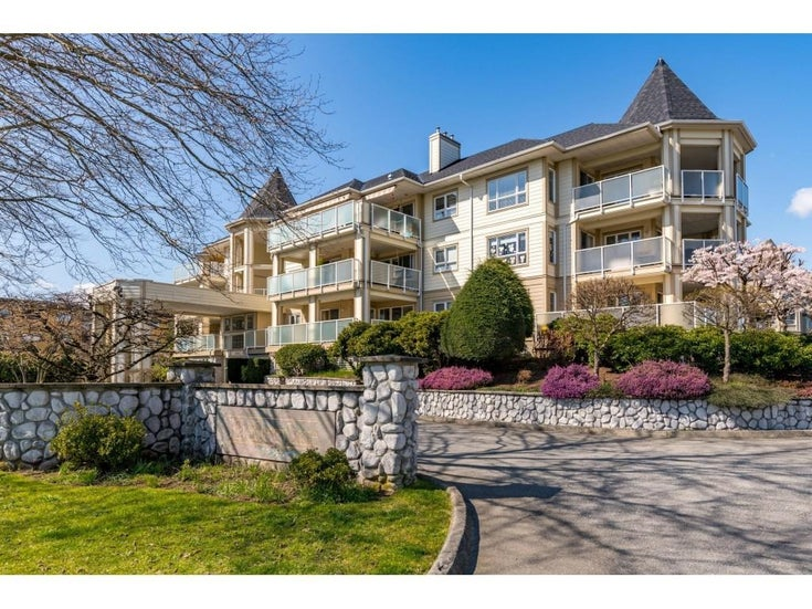 109 20125 55A AVENUE - Langley City Apartment/Condo for sale, 2 Bedrooms (R2617940)
