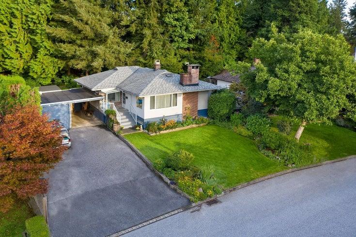 3495 WELLINGTON CRESCENT - Edgemont House/Single Family for sale, 3 Bedrooms (R2617949)