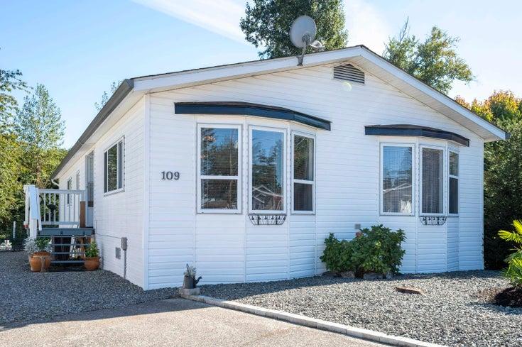 109 6338 VEDDER ROAD - Sardis East Vedder Rd Manufactured for sale, 3 Bedrooms (R2617958)