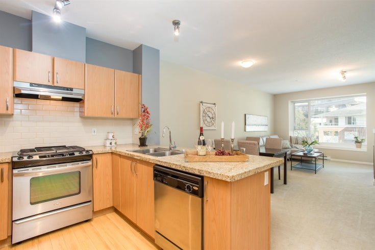 415 4728 DAWSON STREET - Brentwood Park Apartment/Condo for sale, 2 Bedrooms (R2617965)