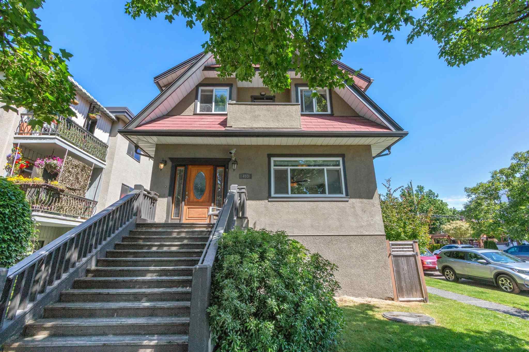 493 E 44TH AVENUE - Fraser VE House/Single Family for sale, 6 Bedrooms (R2617982) - #1