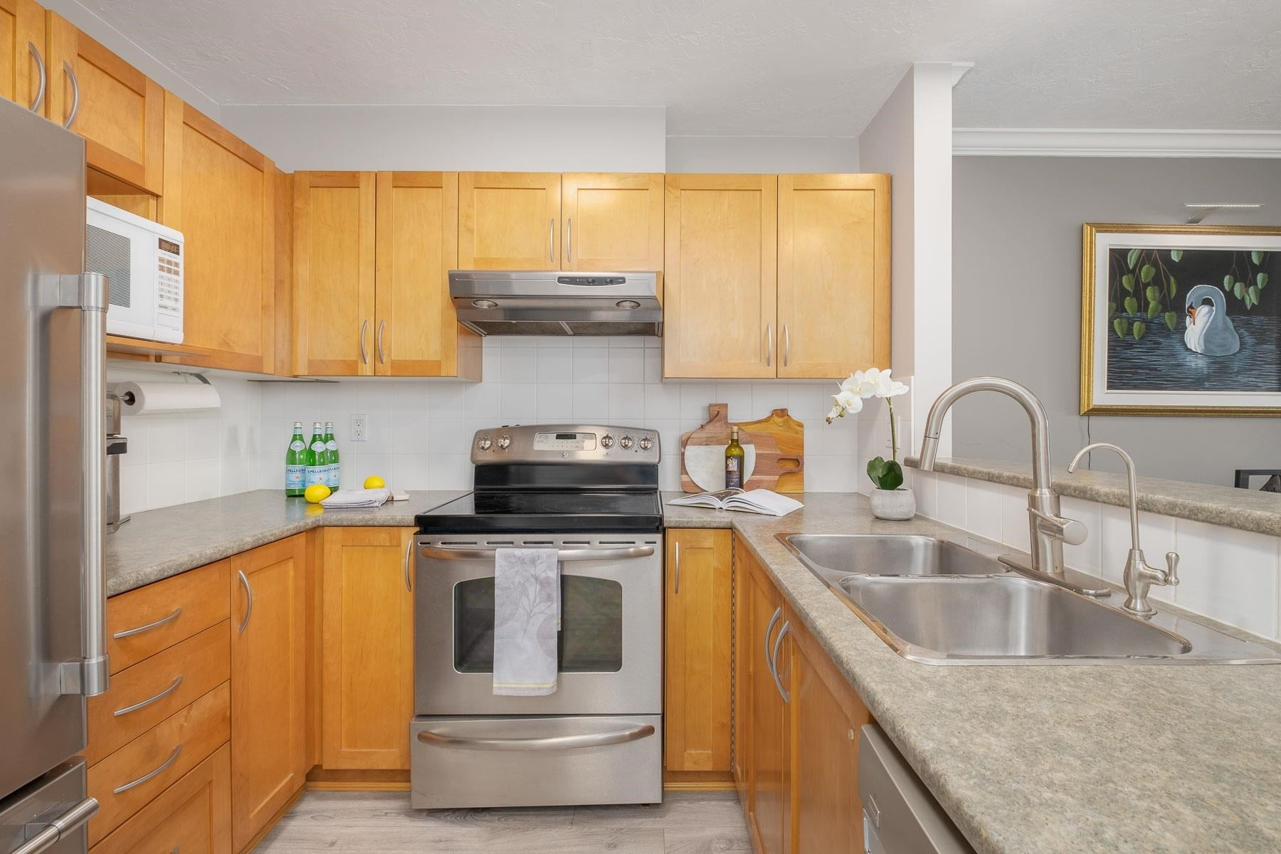 205 333 E 1ST STREET - Lower Lonsdale Apartment/Condo for sale, 1 Bedroom (R2618010) - #17