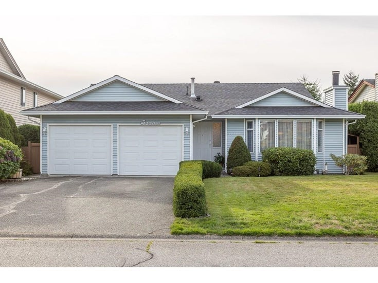 12205 202 STREET - Northwest Maple Ridge House/Single Family for sale, 3 Bedrooms (R2618044)
