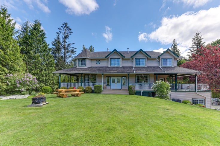 37161 WHELAN ROAD - Sumas Mountain House with Acreage for sale, 5 Bedrooms (R2618047)
