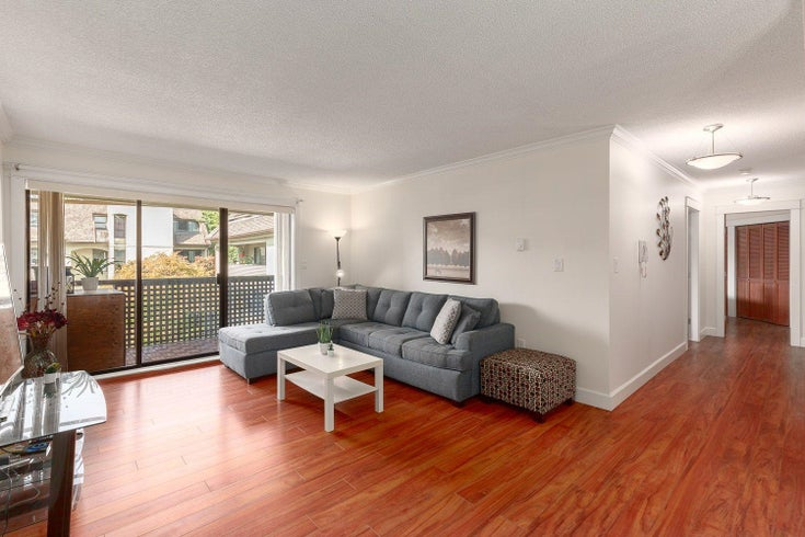 317 1210 PACIFIC STREET - North Coquitlam Apartment/Condo for sale, 2 Bedrooms (R2618063)
