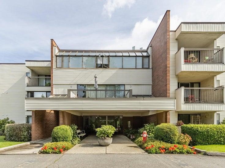 210 5791 GRANVILLE AVENUE - Granville Apartment/Condo for sale, 1 Bedroom (R2618069)