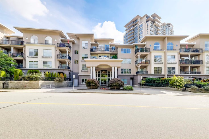 223 1185 PACIFIC STREET - North Coquitlam Apartment/Condo for sale, 1 Bedroom (R2618072)