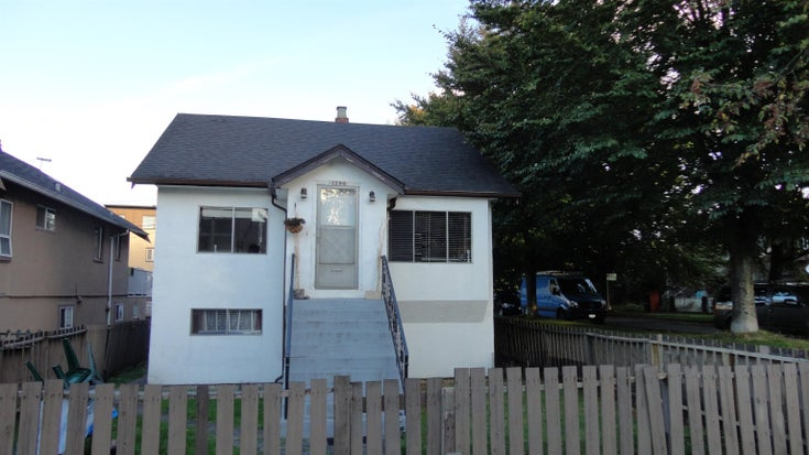 1290 GARDEN DRIVE - Grandview Woodland House/Single Family for sale, 3 Bedrooms (R2618077)