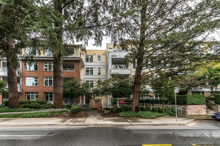303 2368 MARPOLE AVENUE - Central Pt Coquitlam Apartment/Condo for sale, 2 Bedrooms (R2618082)