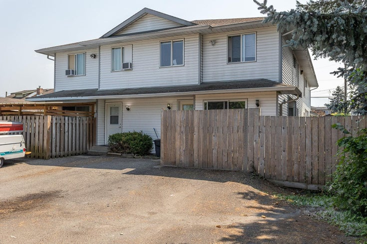 4 46257 PRINCESS AVENUE - Chilliwack E Young-Yale Townhouse for sale, 3 Bedrooms (R2618086)