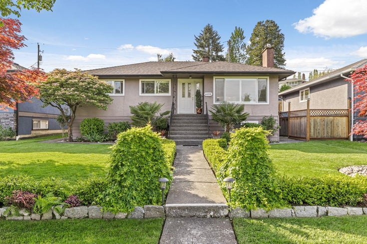 4699 WESTLAWN DRIVE - Brentwood Park House/Single Family for sale, 4 Bedrooms (R2618102)