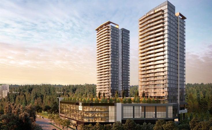 2303 308 ALDERSON AVENUE - Coquitlam West Apartment/Condo for sale, 2 Bedrooms (R2618118)