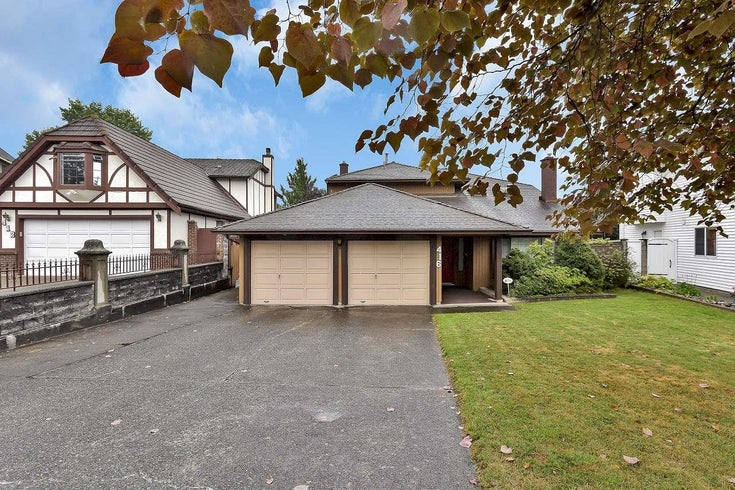 416 GLENBROOK DRIVE - Fraserview NW House/Single Family for sale, 3 Bedrooms (R2618152)