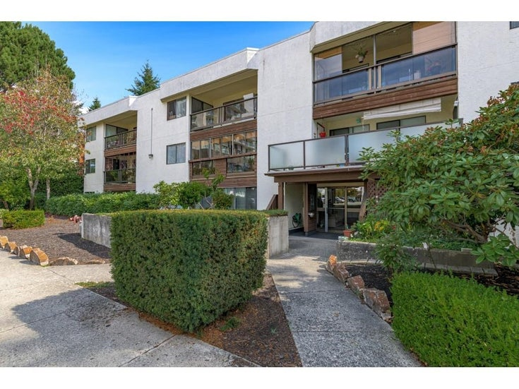 206 1526 GEORGE STREET - White Rock Apartment/Condo for sale, 2 Bedrooms (R2618182)