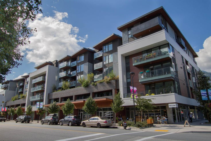 207 37881 CLEVELAND AVENUE - Downtown SQ Apartment/Condo for sale, 1 Bedroom (R2618200)