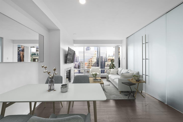 1011 W CORDOVA STREET - Coal Harbour Apartment/Condo for sale, 1 Bedroom (R2618214)