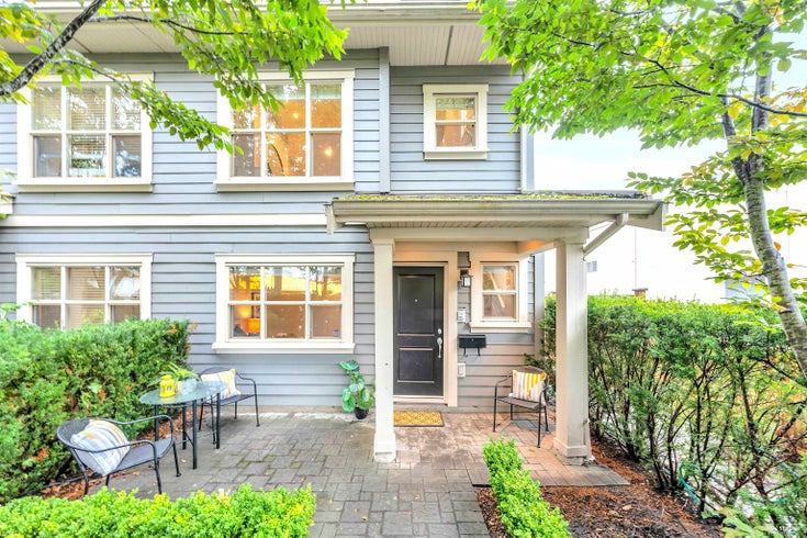 4178 WELWYN STREET - Victoria VE Townhouse for sale, 3 Bedrooms (R2618219)